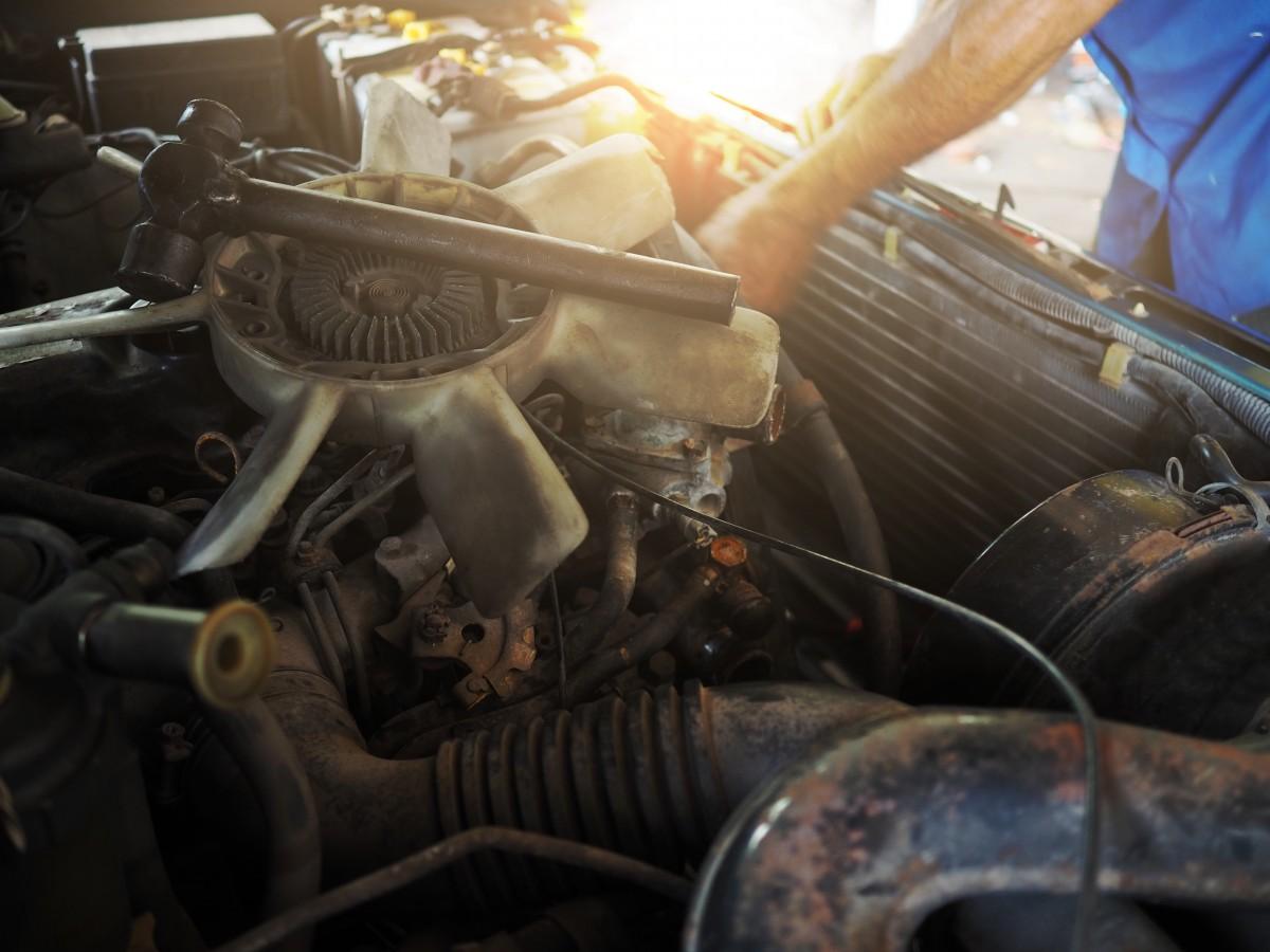 Radiator Cooling Fan Won't Turn Off? - Westerville